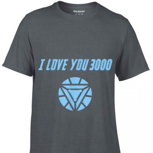 Premium Marvel End game I love you 3000 Arc reactor shirt 1 1 510x510 - Premium Marvel End game I love you 3000 Arc reactor shirt