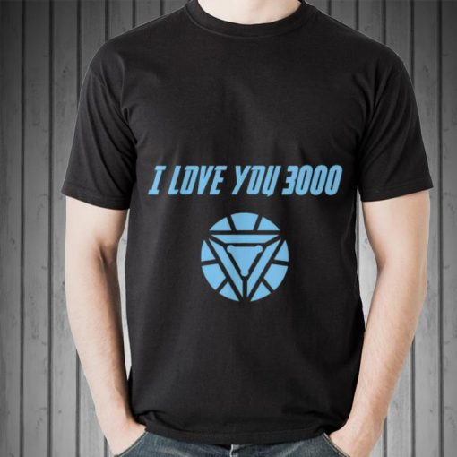 Premium Marvel End game I love you 3000 Arc reactor shirt 2 1 510x510 - Premium Marvel End game I love you 3000 Arc reactor shirt