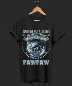 Premium My Fishing Buddy Call Me Pawpaw Shirt 1 1 247x296 - Premium My Fishing Buddy Call Me Pawpaw Shirt