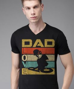 Retro Vintage Dad Love DJ Deejay Fathers Day shirt 2 1 247x296 - Retro Vintage Dad Love DJ Deejay Fathers Day shirt