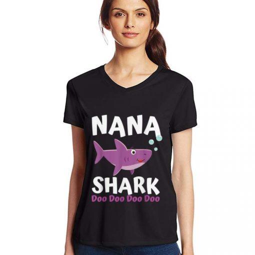 The best Mothers Day Nana Shark Doo Doo Doo shirt 3 1 510x510 - The best Mothers Day Nana Shark Doo Doo Doo shirt