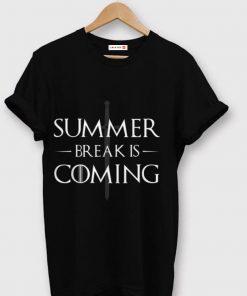 The best Summer Break is Coming Game Of Thrones Sword John Snow shirt 1 1 247x296 - The best Summer Break is Coming Game Of Thrones Sword John Snow shirt
