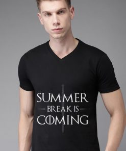 The best Summer Break is Coming Game Of Thrones Sword John Snow shirt 2 1 247x296 - The best Summer Break is Coming Game Of Thrones Sword John Snow shirt