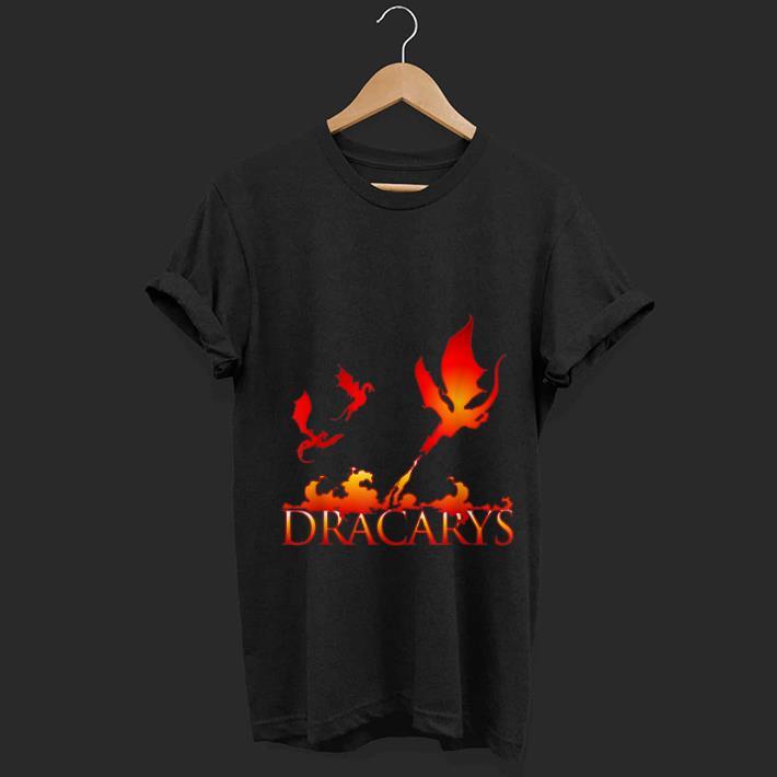 Top Game Of Throne Dracarys Fire Dragon shirt