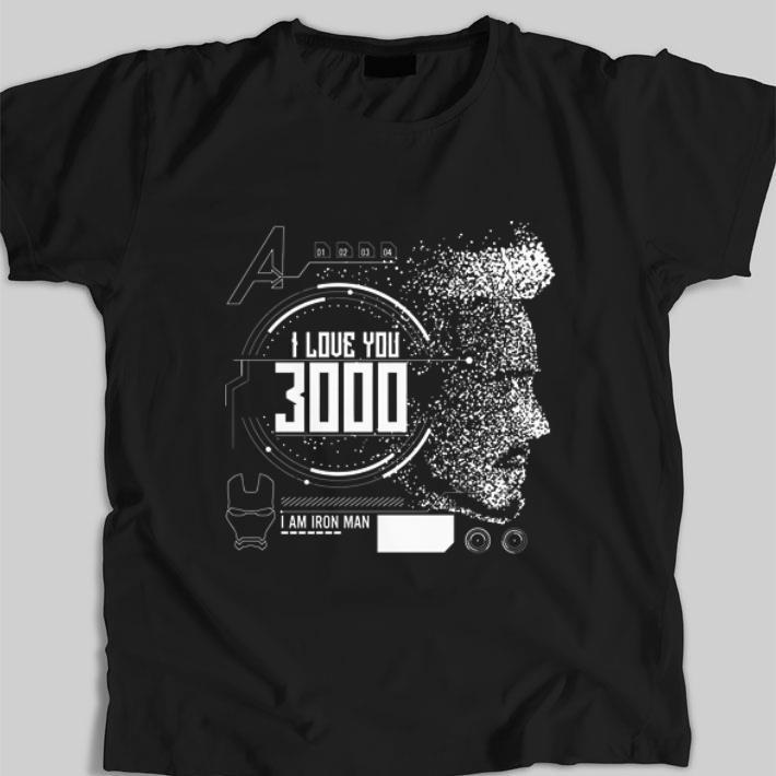 5e4ccb888 Top I love you 3000 I am Iron man Marvel shirt 1 1 510x510 - Top