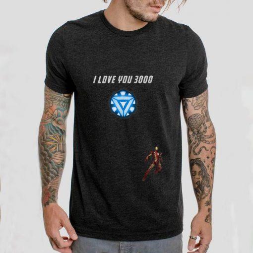 Top Iron man Arc reactor I Love You 3000 End game Marvel shirt 2 1 510x510 - Top Iron man Arc reactor I Love You 3000 End game Marvel shirt