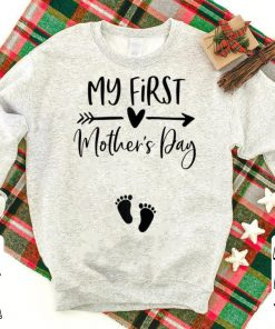Top My First Mothers Day shirt 1 1 247x296 - Top My First Mothers Day shirt