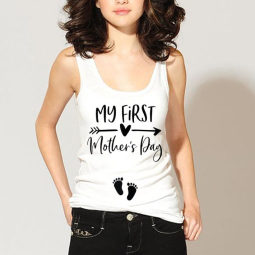 Top My First Mothers Day shirt 3 1 510x510 - Top My First Mothers Day shirt