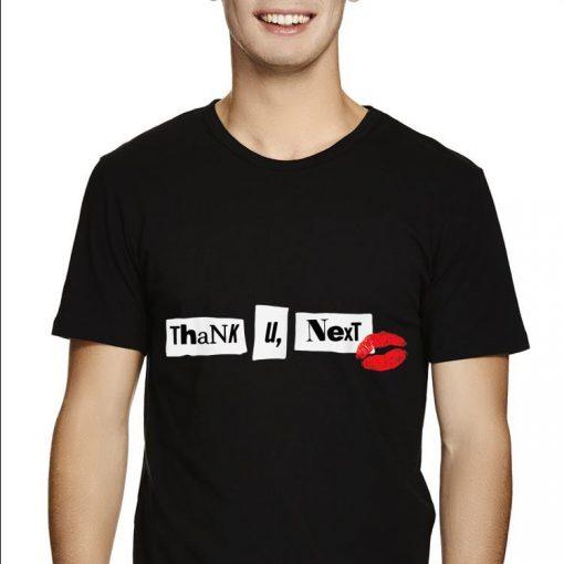 Top Thank U Next Kiss shirt 2 1 510x510 - Top Thank U Next Kiss shirt