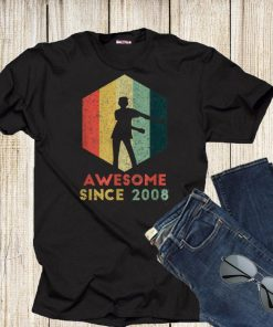 Vintage Floss Dance Awesome Since 2008 Shirt 1 1 247x296 - Vintage Floss Dance Awesome Since 2008 Shirt