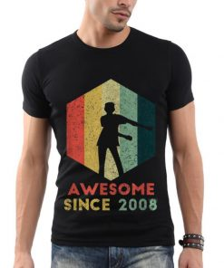 Vintage Floss Dance Awesome Since 2008 Shirt 2 1 247x296 - Vintage Floss Dance Awesome Since 2008 Shirt