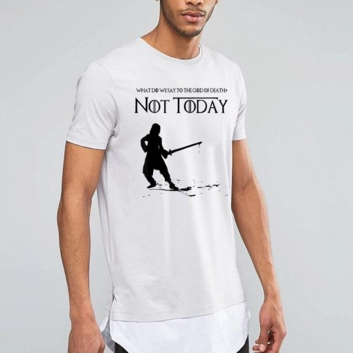 What Do We Say To The God Of Death Not Today Game Of Throne shirt 2 1 510x510 - What Do We Say To The God Of Death Not Today Game Of Throne shirt