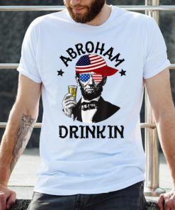 Abroham Drinking Lincoln 4th Of July shirt 2 1 247x296 - Abroham Drinking Lincoln 4th Of July shirt