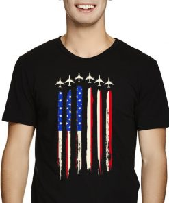 Air Force Flyover 4th Of July Independence Day American Flag shirt 2 1 247x296 - Air Force Flyover 4th Of July Independence Day American Flag shirt
