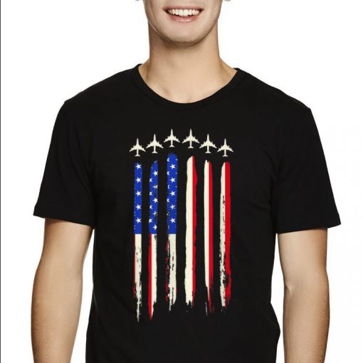 Air Force Flyover 4th Of July Independence Day American Flag shirt 2 1 510x510 - Air Force Flyover 4th Of July Independence Day American Flag shirt