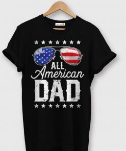 All American Dad Sunglass American Flag Father Day shirt 1 1 247x296 - All American Dad Sunglass American Flag Father Day shirt