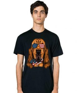 American Flag Bloodhound Patriotic 4th Of July shirt 2 1 247x296 - American Flag Bloodhound Patriotic 4th Of July shirt