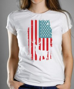 American Flag Hunting Deer shirt 1 1 247x296 - American Flag Hunting Deer shirt