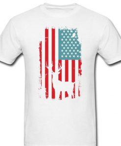 American Flag Hunting Deer shirt 2 1 247x296 - American Flag Hunting Deer shirt