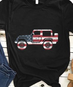 American Flag Jeep 4th Of July Jeep Gifts Tee shirt 1 1 247x296 - American Flag Jeep, 4th Of July Jeep Gifts Tee shirt