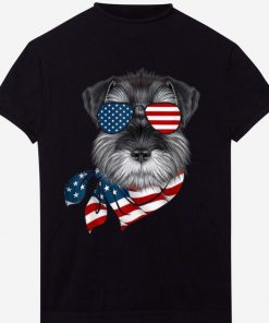 American Flag Schnauzer Patriotic 4th Of July shirt 1 1 247x296 - American Flag Schnauzer Patriotic 4th Of July shirt