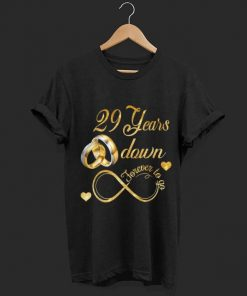 Awesome 29th Wedding Anniversary Down Forever To Go shirt 1 1 247x296 - Awesome 29th Wedding Anniversary Down Forever To Go shirt