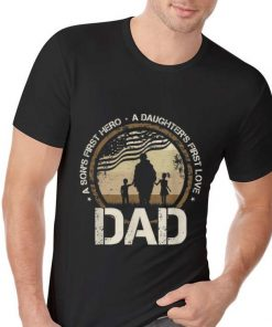 Awesome A Son s First Hero A Daughter s First Love Dad Veteran American Flag shirt 2 2 1 247x296 - Awesome A Son's First Hero A Daughter's First Love Dad Veteran American Flag shirt