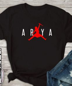 Awesome Arya Stark Jumpman Game of Thrones shirt 1 1 247x296 - Awesome Arya Stark Jumpman Game of Thrones shirt