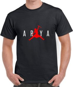 Awesome Arya Stark Jumpman Game of Thrones shirt 2 1 247x296 - Awesome Arya Stark Jumpman Game of Thrones shirt