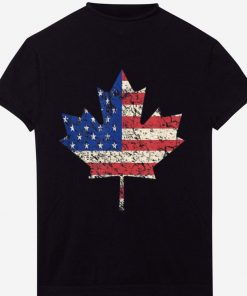 Awesome Canadian American USA Canada Flag Combined National Day shirt 1 1 247x296 - Awesome Canadian American USA Canada Flag Combined National Day shirt