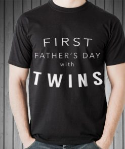 Awesome First Father Day with Twins shirt shirt 2 1 247x296 - Awesome First Father Day with Twins shirt shirt