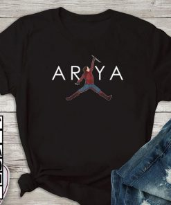 Awesome Game Of Thrones Arya Stark Jumpman shirt 1 1 247x296 - Awesome Game Of Thrones Arya Stark Jumpman shirt