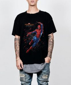 Awesome Marvel Spider Man Far From Home Web Swing Shatter shirt 2 1 247x296 - Awesome Marvel Spider-Man Far From Home Web Swing Shatter shirt