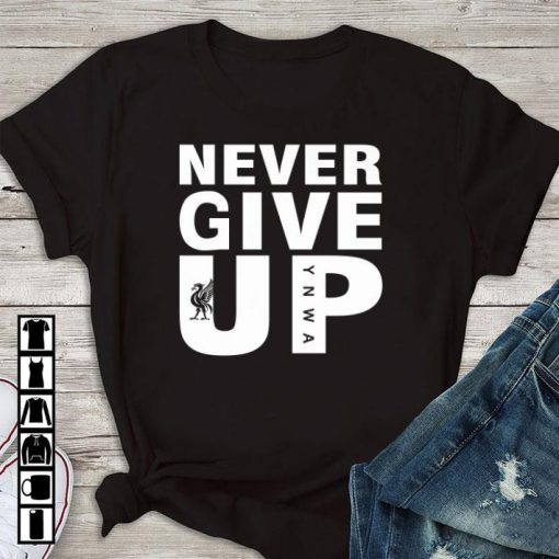 Awesome Mohamed Salah Never give up shirt 1 1 510x510 - Awesome Mohamed Salah Never give up shirt