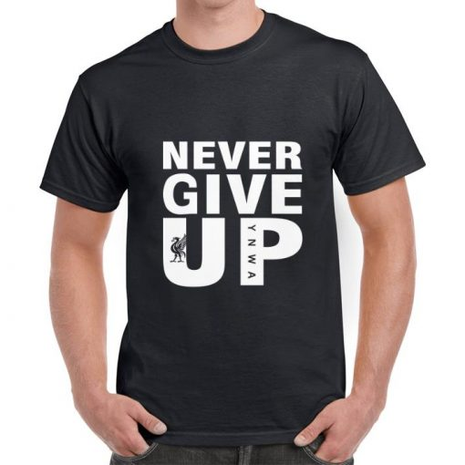 Awesome Mohamed Salah Never give up shirt 2 1 510x510 - Awesome Mohamed Salah Never give up shirt