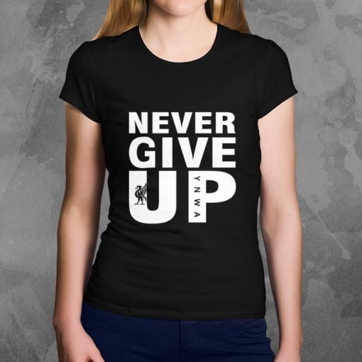 Awesome Mohamed Salah Never give up shirt 3 1 510x510 - Awesome Mohamed Salah Never give up shirt