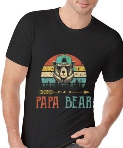 Awesome Papa bear Wildling Father Day Vintage shirt 2 1 247x296 - Awesome Papa bear Wildling Father Day Vintage shirt