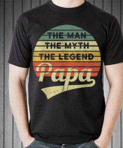 Awesome The Man The Myth The Legend Papa Vintage Father Day shirt 2 1 247x296 - Awesome The Man The Myth The Legend Papa Vintage Father Day shirt