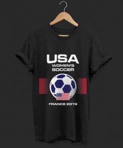 Awesome USA Women s Soccer Fance 2019 American Flag shirt 1 1 247x296 - Awesome USA Women's Soccer Fance 2019 American Flag shirt