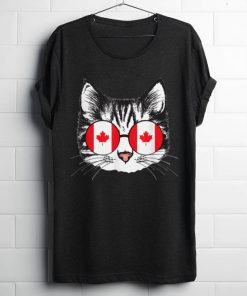 Canada Flag Glasses Funny Canadian Cat For shirt 1 1 247x296 - Canada Flag Glasses Funny Canadian Cat For shirt