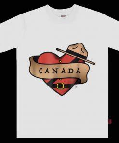 Canada Mountie Canada Day I Love Canada shirt 1 1 247x296 - Canada Mountie Canada Day - I Love Canada shirt