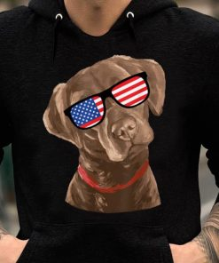 Chocolate Labrador American Flag 4th Of July shirt 2 1 247x296 - Chocolate Labrador American Flag 4th Of July shirt