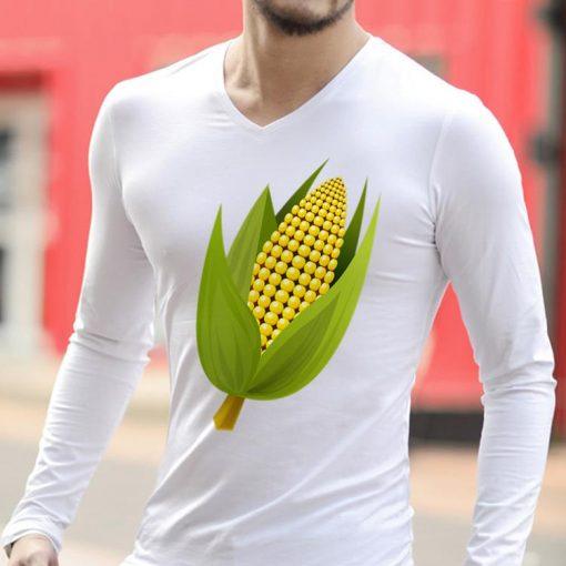 Corn Cob Funny Corn Maize Food Vegetable Gift Tee shirt 2 1 510x510 - Corn Cob Funny Corn Maize Food Vegetable Gift Tee shirt