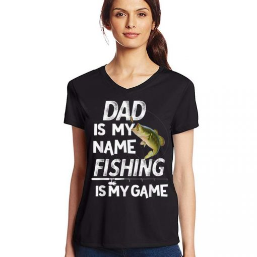 Dad Is My Name Fishing Is My Game shirt 3 1 510x510 - Dad Is My Name Fishing Is My Game shirt