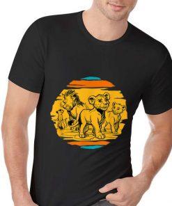 Disney Lion King Simba Nala Timon Pumbaa shirt 2 1 247x296 - Disney Lion King Simba Nala Timon Pumbaa shirt