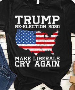 Donald Trump Election 2020 Make Liberals Cry Again Gop shirt 1 1 247x296 - Donald Trump Election 2020 Make Liberals Cry Again Gop shirt