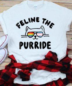 Feline The Purride Cat Pun Gay Pride sjirt 1 1 247x296 - Feline The Purride - Cat Pun Gay Pride sjirt