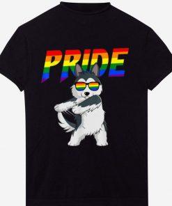 Flossing Husky Lesbian Bisexual Gay LGBT Pride Gifts shirt 1 1 247x296 - Flossing Husky Lesbian Bisexual Gay LGBT Pride Gifts shirt