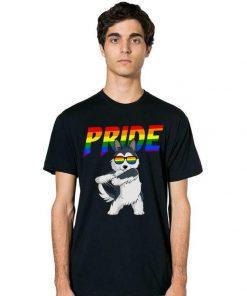 Flossing Husky Lesbian Bisexual Gay LGBT Pride Gifts shirt 2 1 247x296 - Flossing Husky Lesbian Bisexual Gay LGBT Pride Gifts shirt