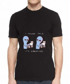 Funny Alien Cat I found this it s vibrating shirt 2 1 247x296 - Funny Alien Cat I found this it's vibrating shirt